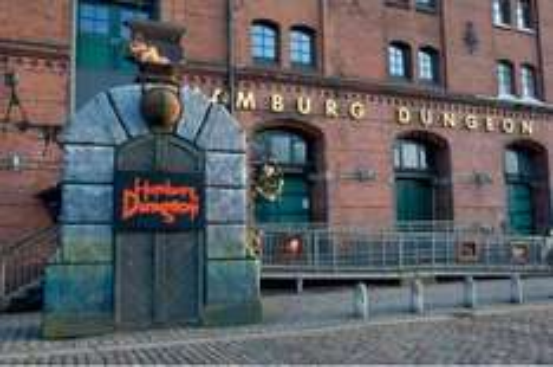Hamburg Dungeons Ticket -50%