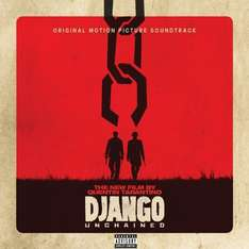 Quentin Tarantino's Django Unchained Original Motion Picture Soundtrack (Explicit Version) [+digital booklet] für 3,99 €