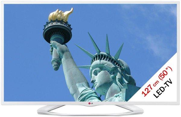"LG 50LN5778 - 127 cm ( 50"" ) LCD-TV mit LED-Hintergrundbeleuchtung - Smart TV - 1080p (FullHD) - direct-lit LED"
