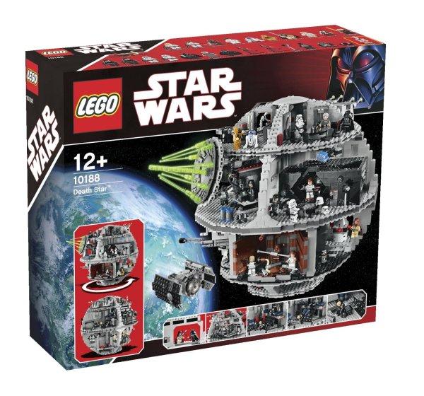 LEGO 10188 Todesstern für 305,-  AMAZON.FR