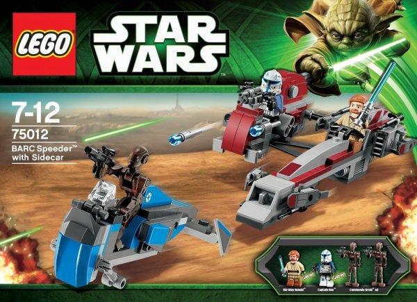 Lego Star Wars Barc Speeder 75012 für 19€ @d-Living
