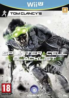 Nintendo Wii U - Tom Clancy's Splinter Cell Blacklist für €36,75 [@Amazon.co.uk]