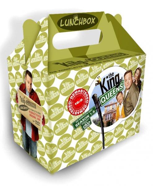 King of Queens - Die komplette Serie in der Lunchbox für 54,97 €