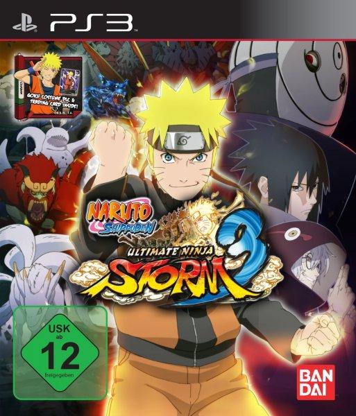 [PS3/Xbox360] Naruto Shippuden: Ultimate Ninja Storm 3 - Day 1 Edition für 35€ @Amazon