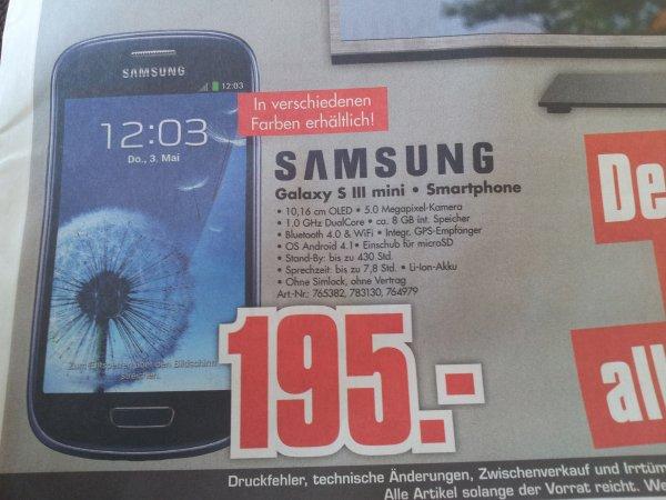 [lokal Mönchengladbach] Samsung galaxy s3 Mini