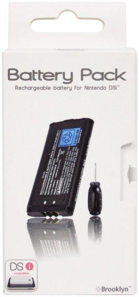 Brooklyn - Inductive Battery Pack (DSi) 1,72€/Stk + 4,99€VSK