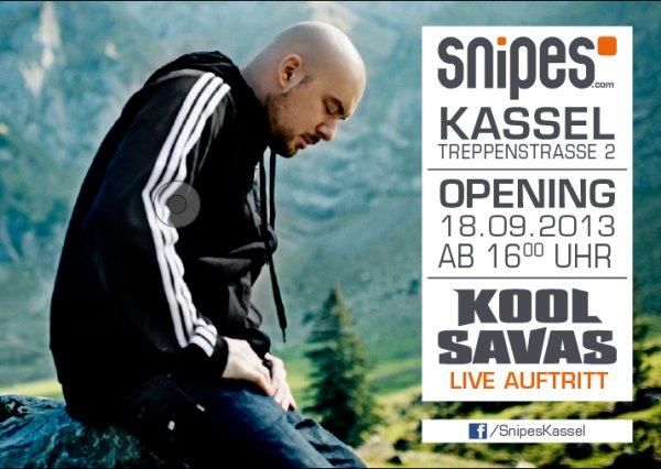 Kool Savas Konzert in Kassel *kostenlos* 18.09.2013