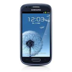 Samsung Galaxy S3 mini - 8GB - GT-I8190 - pebble blue oder weiß