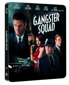 Gangster Squad (Steelbook) [Blu-ray] für 14,97€ @Amazon.de