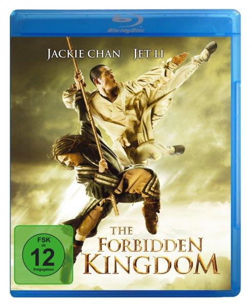 Forbidden Kingdom für nur 4,97 EUR inkl. Versand [Blu-ray]
