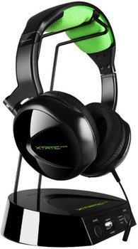 "Sharkoon Headset kabellos PC/XBOX/PS ""X-Tatic Air"" mit Akku-Ladestation für 54,85€ @ ZackZack"