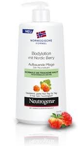 [Facebook] Rossmann Produkttestwochen Neutrogena Bodylotion mit Nordic Berry
