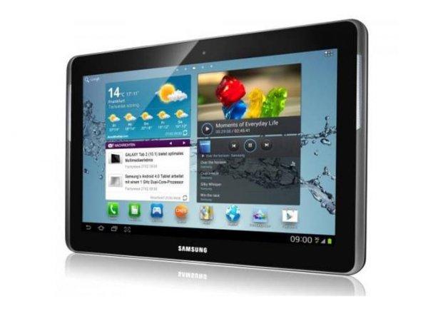 Samsung Galaxy Tab 2 - WiFi + 3G (P5100) für 249,90€