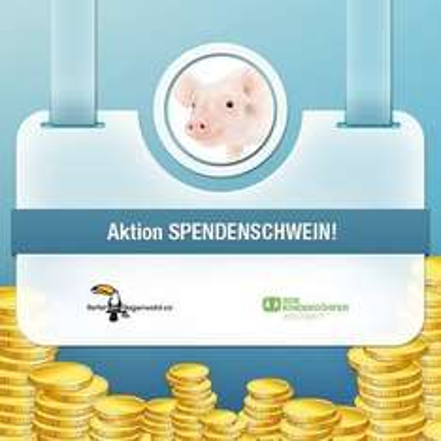 Eine gute Tat am Tag: Charity-Aktion auf Facebook ab-in-den-urlaub.de spendet 0,50 €