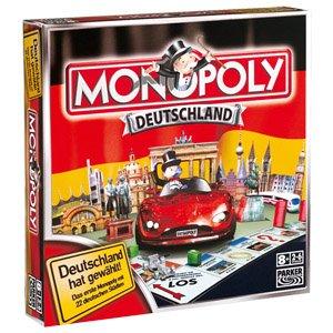[Hasbro] Monopoly Deutschland für 19,99€ @Real