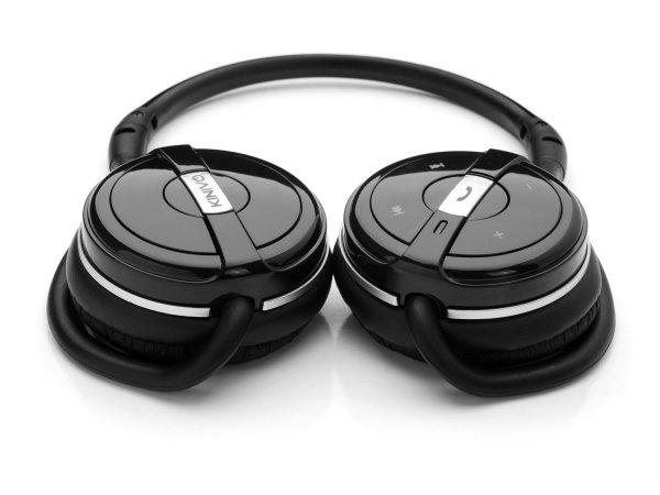 Kinivo Bluetooth Kopfhörer BTH240, mit Freisprecheinrichtung