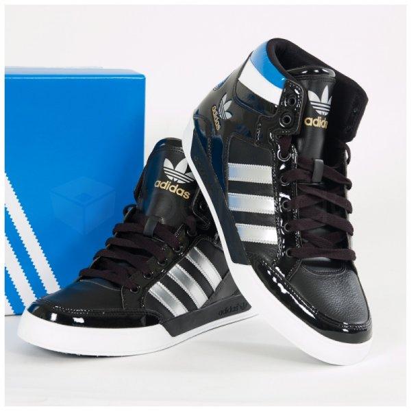 adidas Sneakers Hard Court for men für 33 € statt 95 € @ vente-privee.com