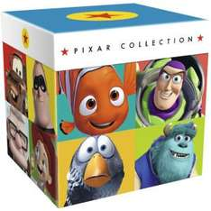 (UK) Disney Pixar - The Complete Collection 22 x Blu-ray für ca. 107.04€ @ Zavvi