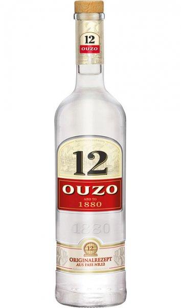 Ouzo 12 oder Gold 12 für 7,49 @Kaufland (anscheinend nur Lokal)
