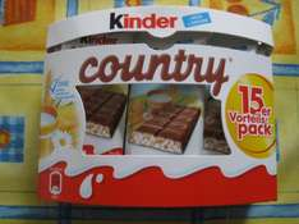 Lokal?! Penny Chemnitz- Kinder Country 352g Vorratspack REDUZIERT