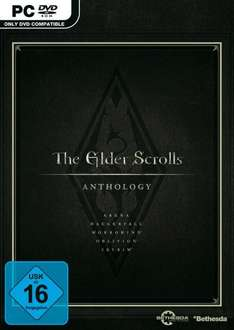 The Elder Scrolls: Anthology[PC] für 43€ @Voelkner