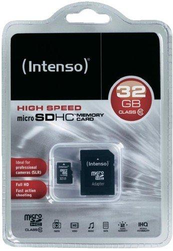 Ebay - congstar Prepaid SIM-Karte 20€ Guthaben  + 32GB Intenso micro SDHC Speicherkarte