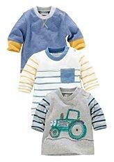 3 Shirts für Babys von NEXT bei Otto für Neukunden