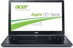 Acer Aspire E1-572 Haswell i3 FullHD bei Cyberport für 399.-
