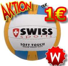 Swiss Volleyball 1 Euro Aktion - kann man auch SO bestellen ;-)