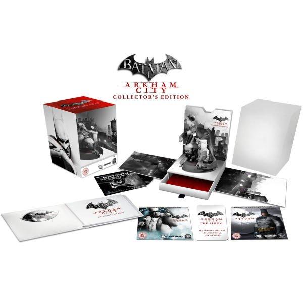 Batman: Arkham City Collector's Edition [PS3] für 26,39€ @Zavvi
