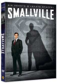 [Saturn] Smallville Staffel 10 deutsch DVD-Box