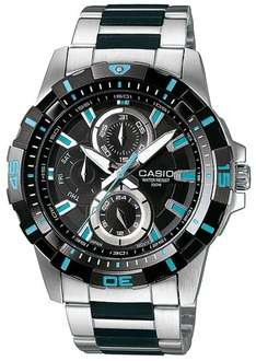 wer war doch gleich der Uhrengauner? Casio MTD-1071D-1A1VEF Casio Collection 52,76€ @Rakuten + Superpunkte