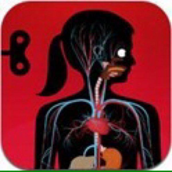 Der menschliche Körper: Bildungs-App gratis (iOS)