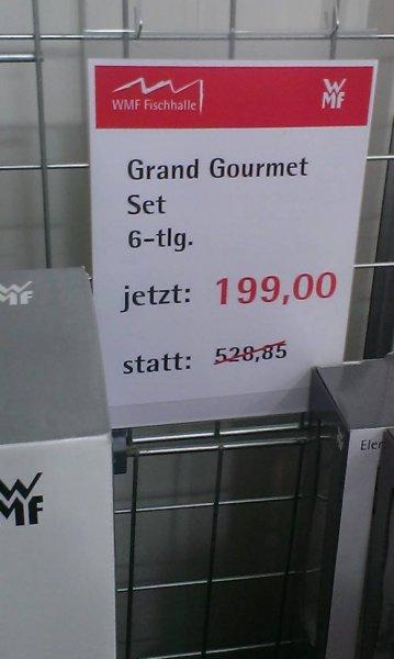 [LOKAL- GEISLINGEN] WMF Grand Gourmet Messerblock-Set 6-teilig - 199,00