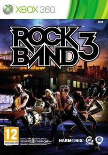 Rock Band 3 (Xbox 360 & PS3) für 16,49 Euro