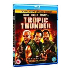 Blu-ray - Tropic Thunder für €4,73 [@Wowhd.co.uk]