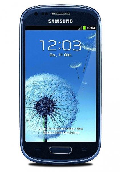 Samsung Galaxy S3 mini für 145,00 € bei nullprozentshop.de