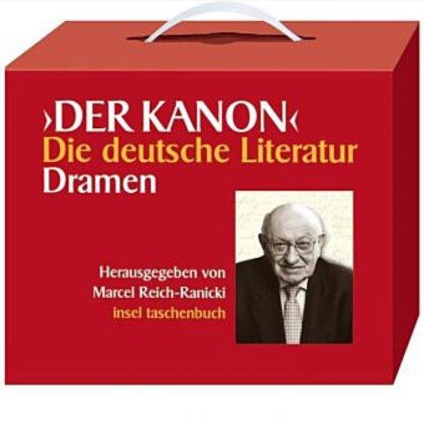 Der Kanon(die deutsche Literatur) 8Bände und 1Begleitband für 19,85€ (Neukunden zahlen nur 14,80€)