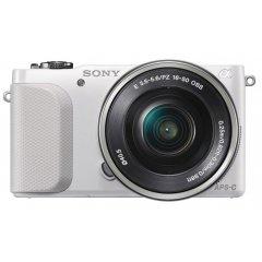 Sony Outlet: Sony NEX 3N mit 16 -50 (Generalüberholt) Gutschein + Qipu