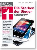 [Berlin] Stiftung Warentest Prüfmuster Auktion 21.09.13