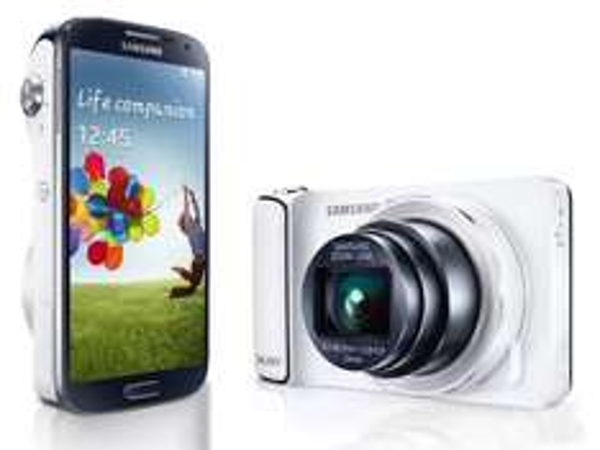 Samsung Galaxy S4 Zoom - Schwarz 8GB
