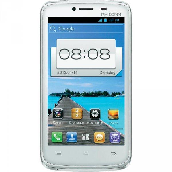 "Phicomm™ - Smartphone ""i600"" (4,3"" IPS 800x480,5MP Cam,4GB,Dual-SIM,Android 4) [B-Ware] ab €67,83 [@eBay.de]"