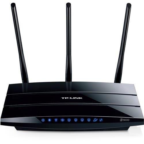 TP-Link TL-WDR4900 N900 Dualband Gigabit WLAN-Router 2,4 GHz 5 GHz 2 USB 900Mbps