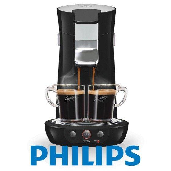 Philips Senseo Kaffeepadmaschine HD7825/60 für 55 Euro; inkl Vsk