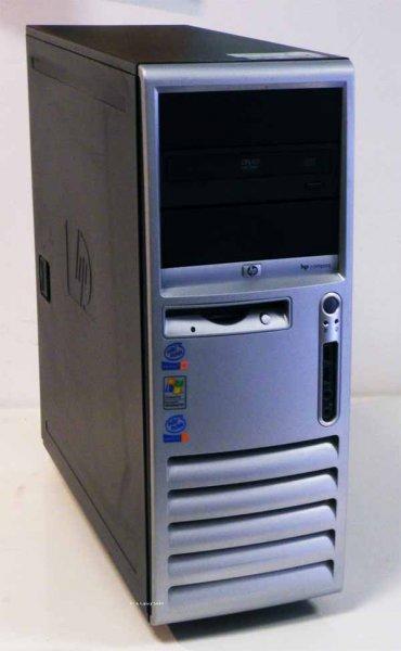 HP Compaq D530 Tower Pentium IV 2,8 GHz,  für nur 34,50 EUR inkl. Versand [1 Jahr Gewähr]
