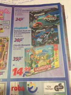 Playmobil Darksters Truck (5154) und auch andere bei REAL (eventuell Lokal Berlin/Potsdam)
