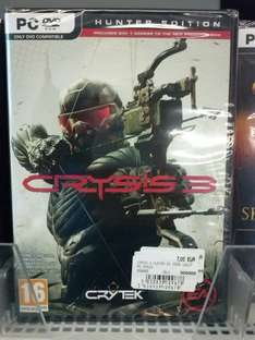 [Lokal] crysis 3 hunter edition @saturn linz(aut)