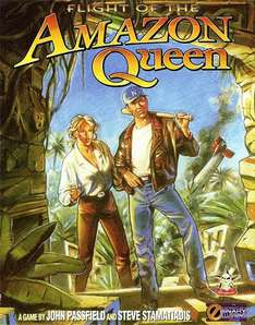 Flight of the Amazon Queen - DRM frei bei GOG.com