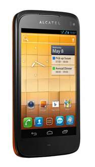 [Preissenkung] Alcatel One Touch ULTRA 997D Orange DUAL-SIM, Android 4.0, 8MP Kamera