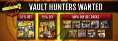 Borderlands Sale auf GetGames